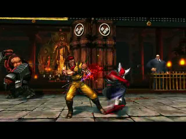 TGS Gameplay Video #2 | Street Fighter X Tekken