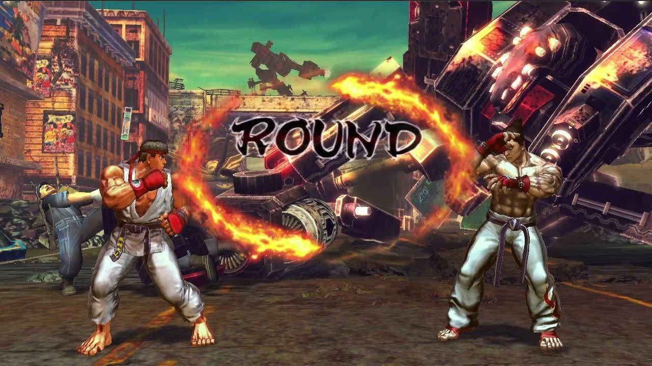 Trailer | Street Fighter X Tekken