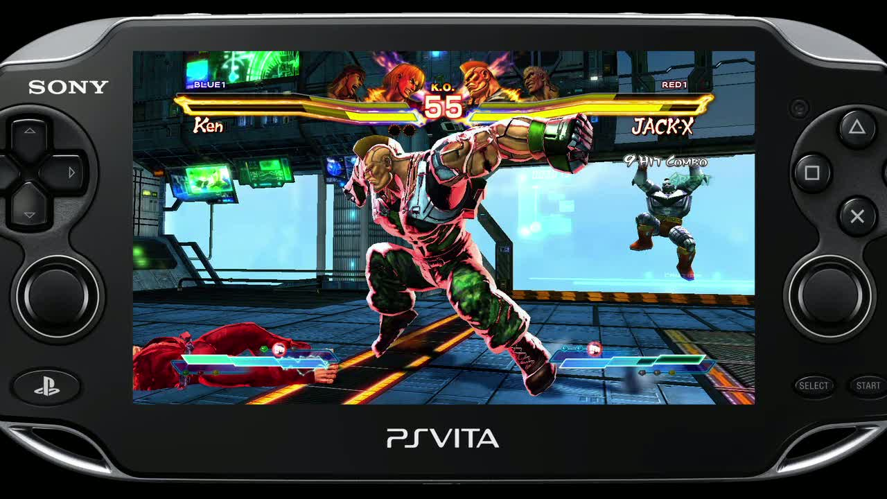 E3 'PV02' Video | Street Fighter X Tekken