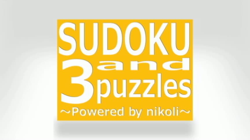 Sudoku: The Puzzle Game Collection  Videos and Trailers
