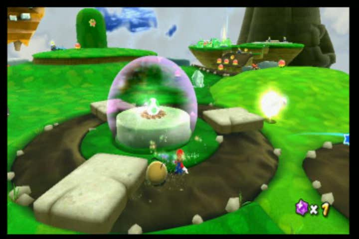 Saddle Up with Yoshi Comet Medal | Super Mario Galaxy 2