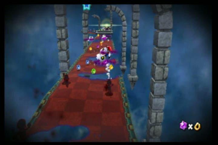 Spooky Cosmic Clone Chase | Super Mario Galaxy 2