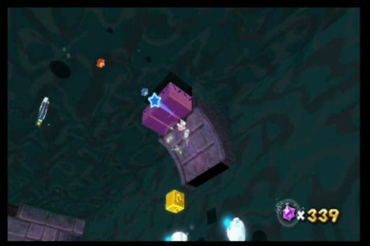 Haunting the Howling Tower   Super Mario Galaxy 2