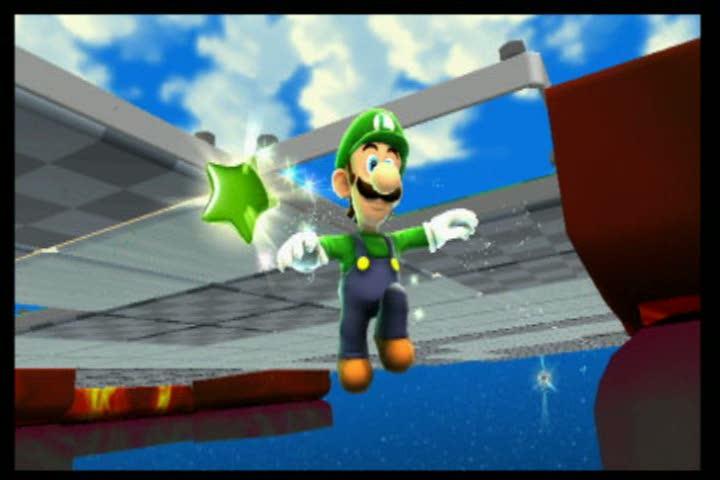 Mario Squared Green Stars | Super Mario Galaxy 2