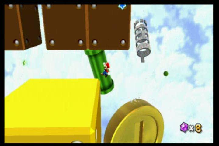 All Green Stars - World 4 | Super Mario Galaxy 2