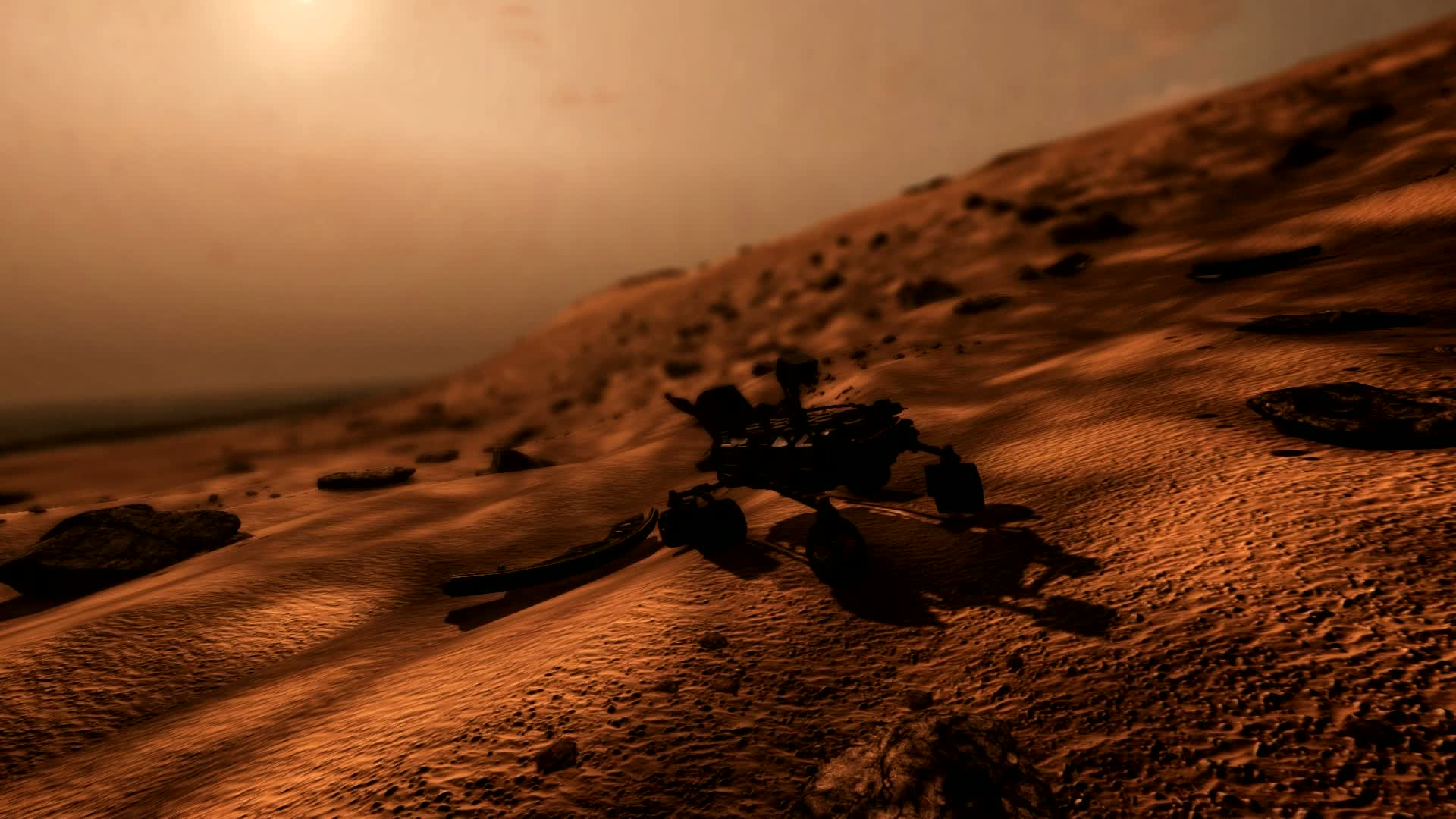 Take On Mars  Videos and Trailers