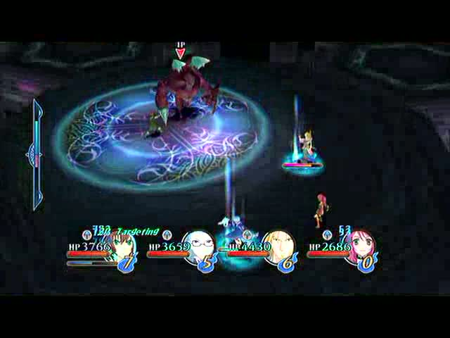 Boss Battle: Destinion | Tales of Graces F