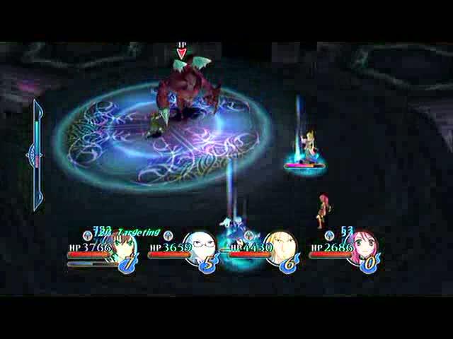Boss Battle: Destinion | Tales of Graces F
