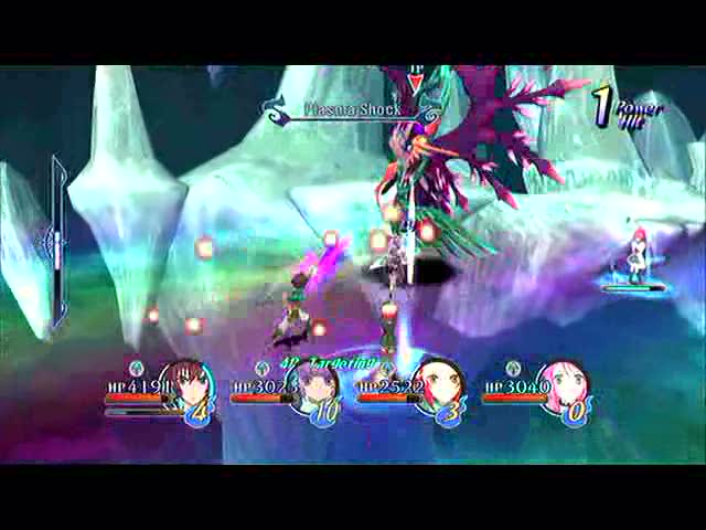 Boss Battle: Lambda Angelus | Tales of Graces F