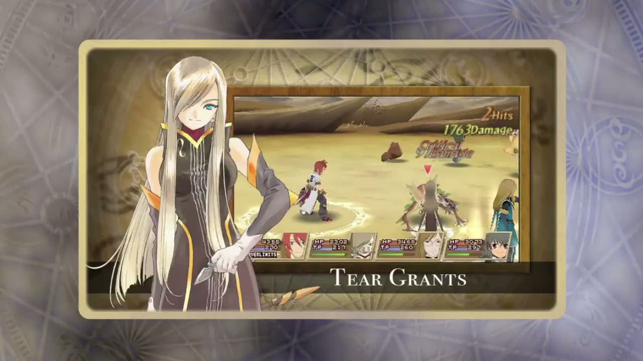 Tales of the Abyss  Videos and Trailers