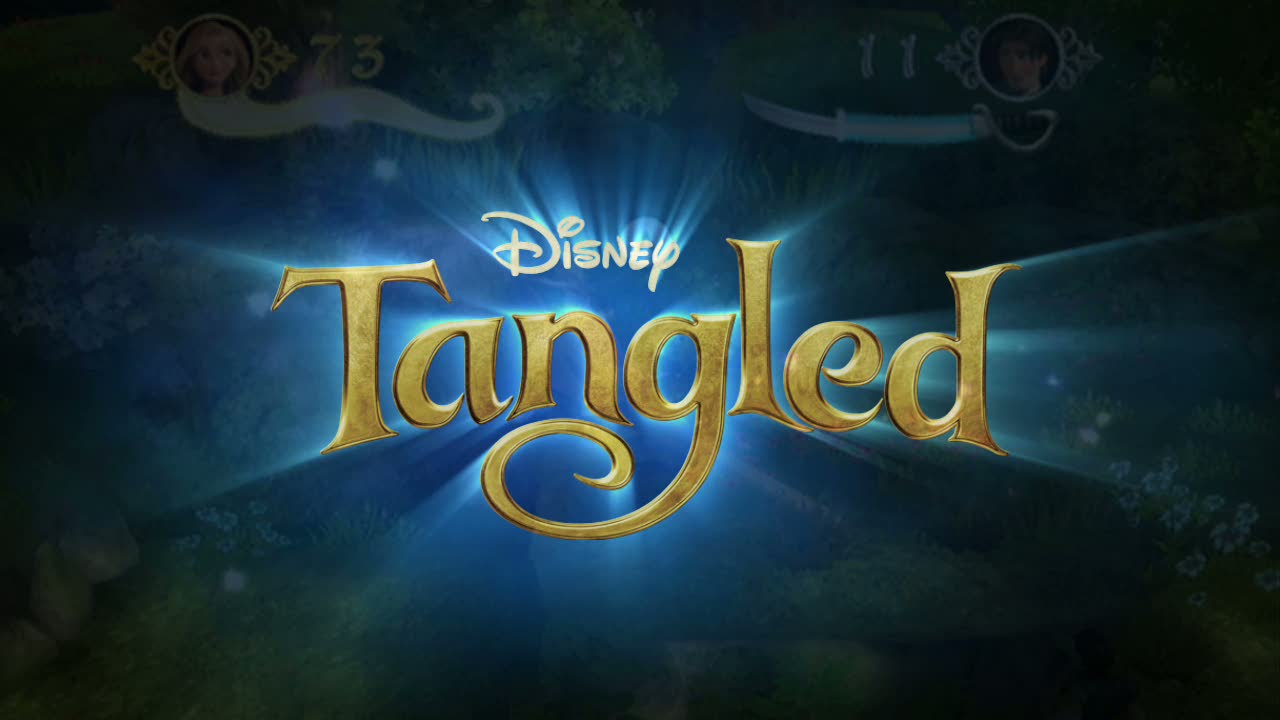 Wii Preview Trailer | Tangled