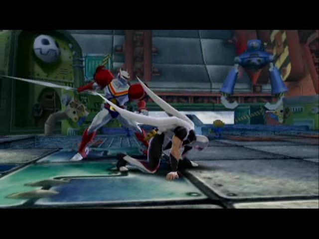 Ippatsuman-MegaMan Gameplay | Tatsunoko vs. Capcom: Ultimate All-Stars