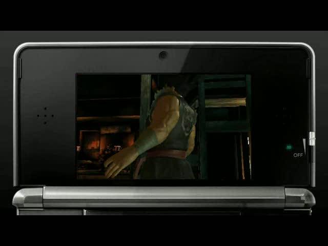 Gamescom Trailer | Tekken 3D Prime Edition