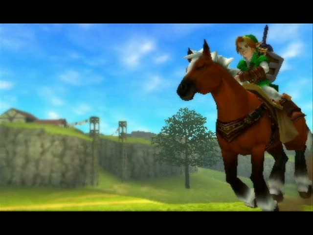 The Legend of Zelda: Ocarina of Time 3D  Videos and Trailers
