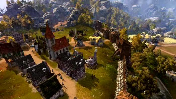 The Settlers 7: Paths to a Kingdom  Videos and Trailers