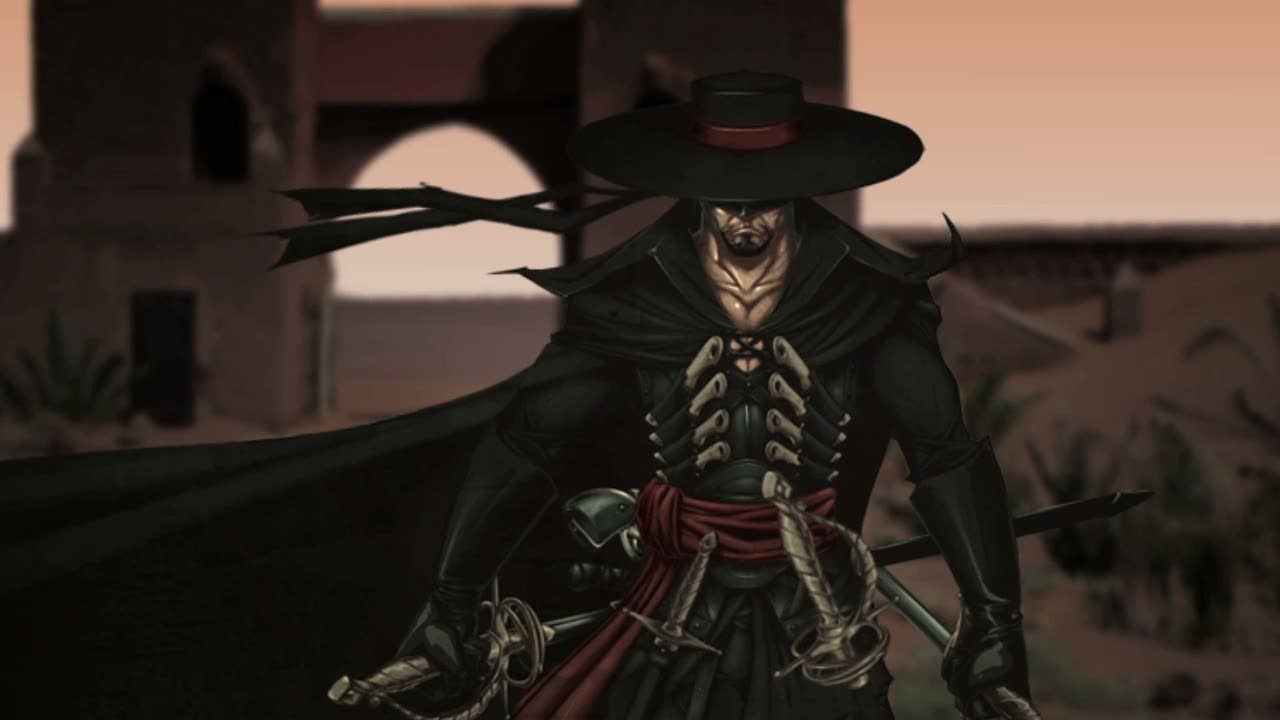 Teaser Trailer | The Shadow of Zorro