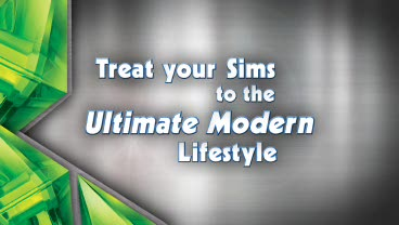 The Sims 3: Design & High-Tech Stuff  Videos and Trailers