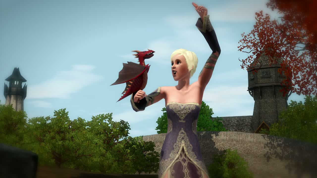 The Sims 3 Dragon Valley  Videos and Trailers