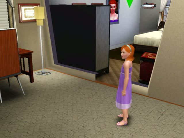 Remember to socialize the kids - low social levels impact everyt | The Sims 3: Late Night