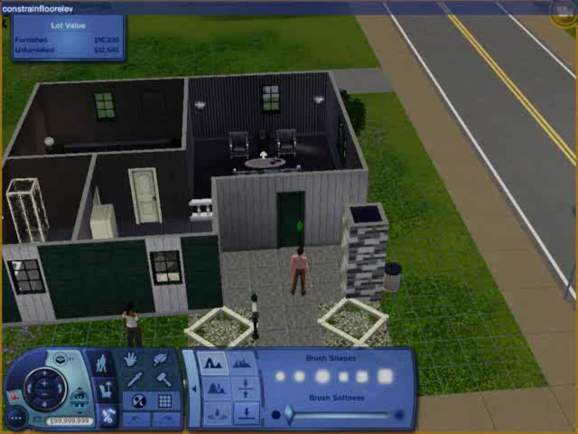 Constrainfloorelevation Cheat | The Sims 3