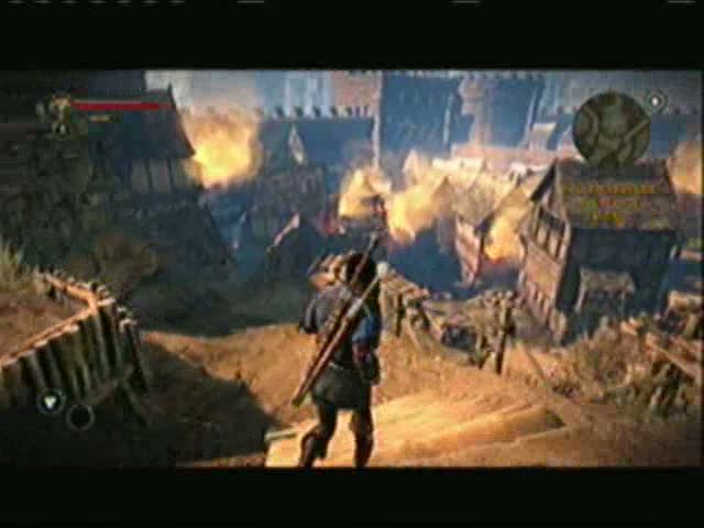 Discovering the Secret Passage in the Monastery   The Witcher 2: Assassins of Kings