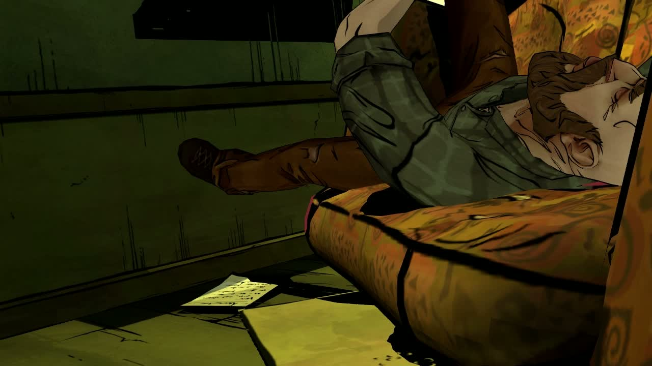iOS and PS Vita Announcement Video | The Wolf Among Us