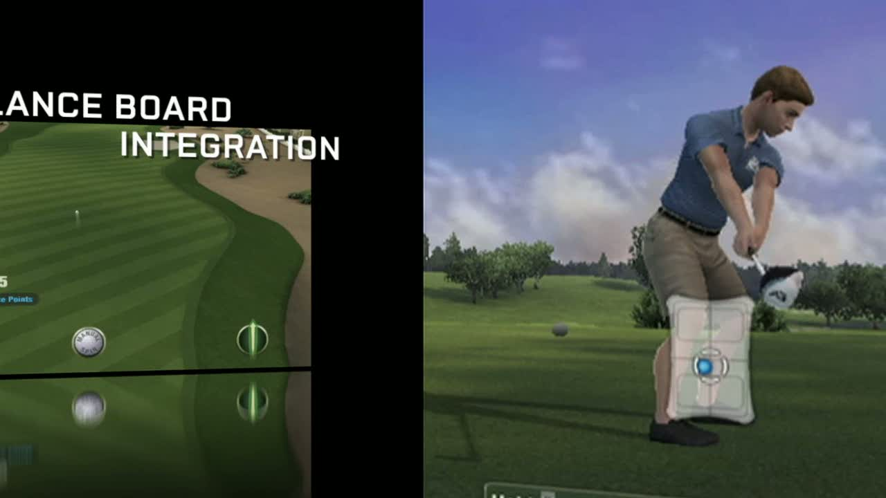 Wii Gameplay Enchancements Video | Tiger Woods PGA Tour 12: The Masters