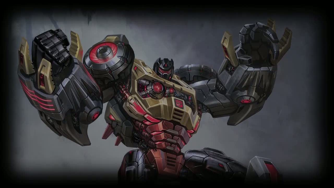 Grimlock Video | Transformers: Fall of Cybertron