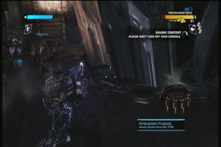 Autobot Symbol Debris | Transformers: War for Cybertron