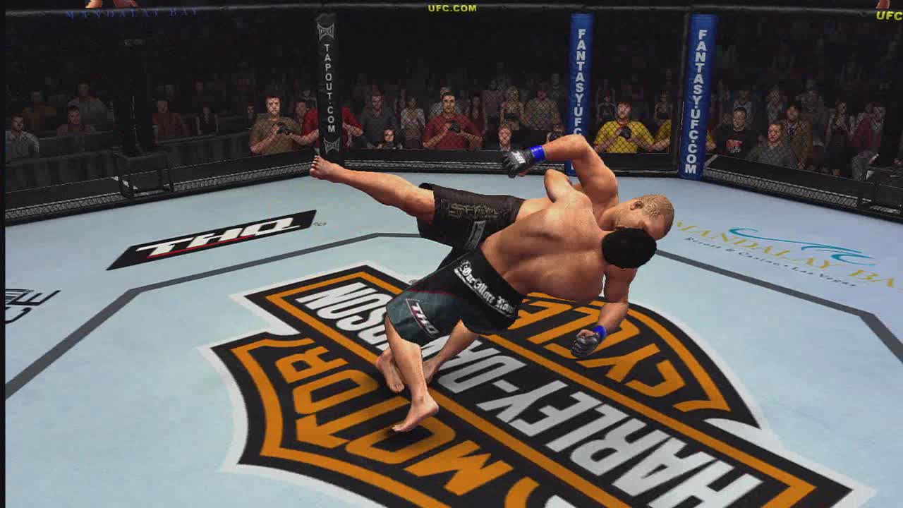UFC 2009 Undisputed  Videos and Trailers
