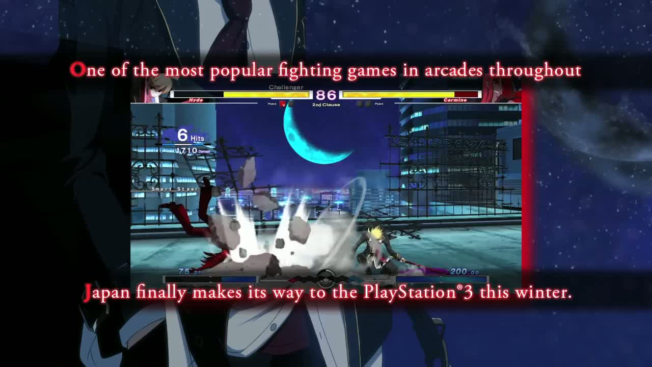 Under Night In-Birth Exe:Late  Videos and Trailers