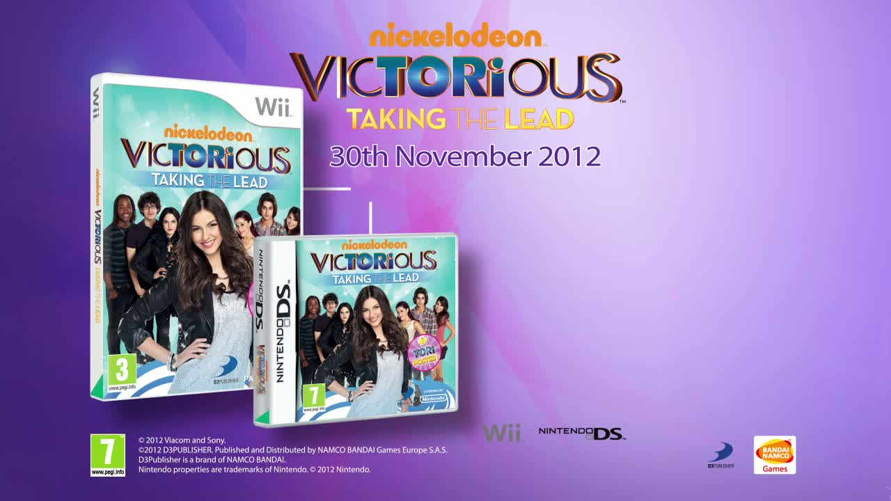 Victorious: Taking the Lead  Videos and Trailers