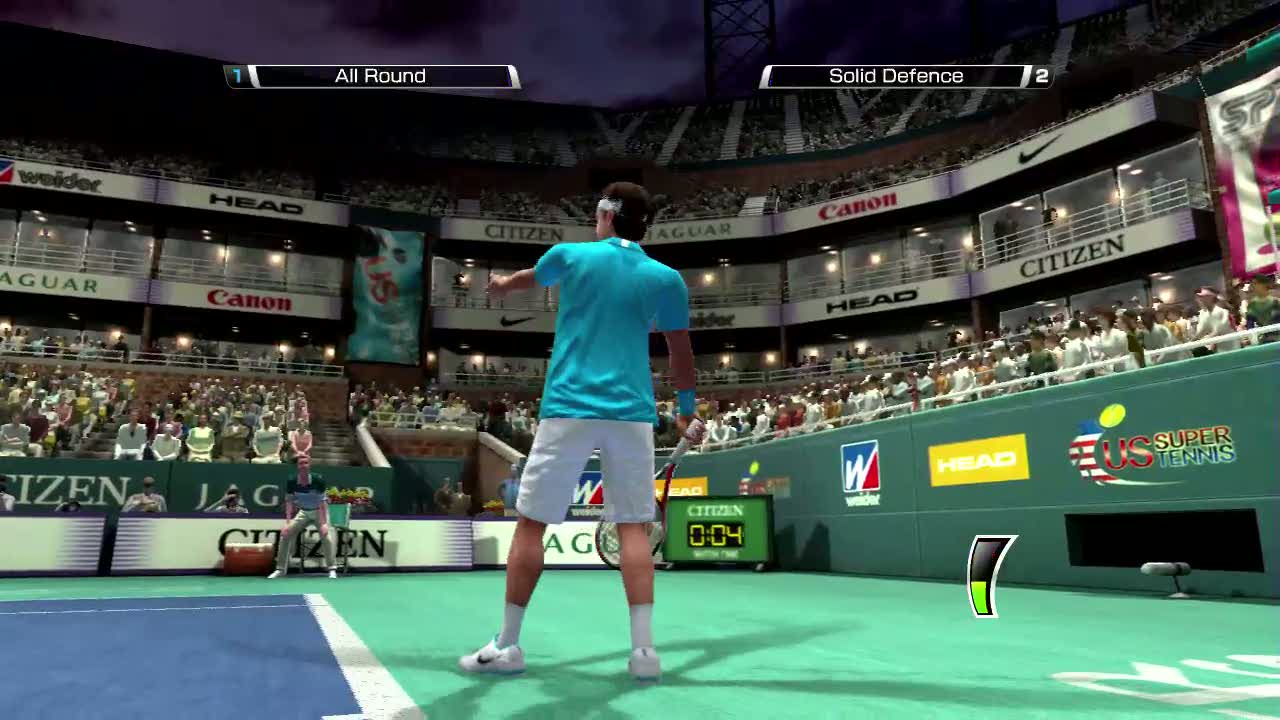 Trailer #2 | Virtua Tennis 4