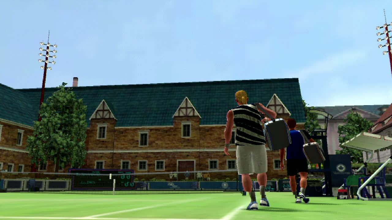 Virtua Tennis Challenge  Videos and Trailers