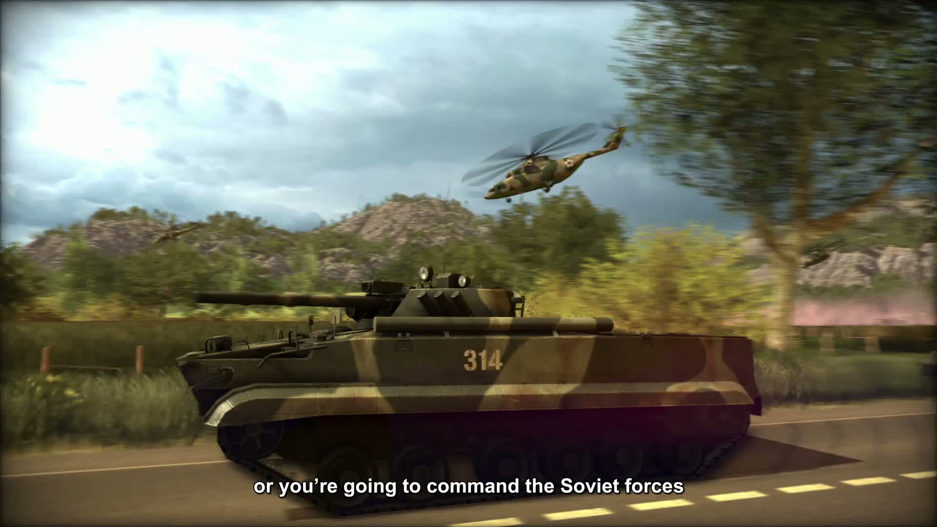 Wargame: AirLand Battle  Videos and Trailers