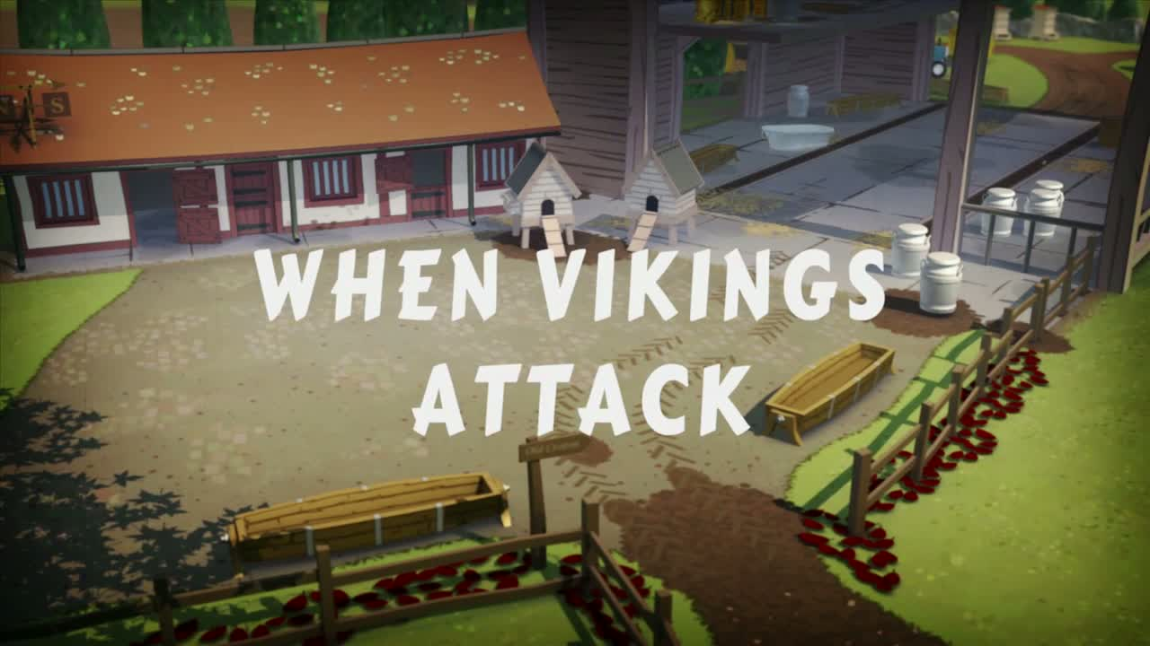 When Vikings Attack  Videos and Trailers