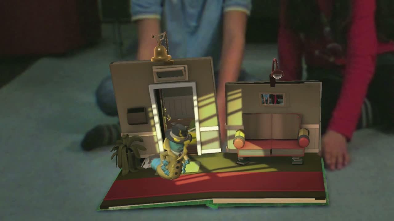 Wonderbook: Diggs Nightcrawler  Videos and Trailers