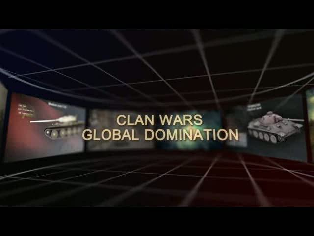 'Clan Wars' Tutorial Video | World of Tanks