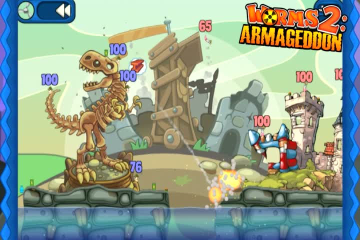 Worms 2: Armageddon  Videos and Trailers