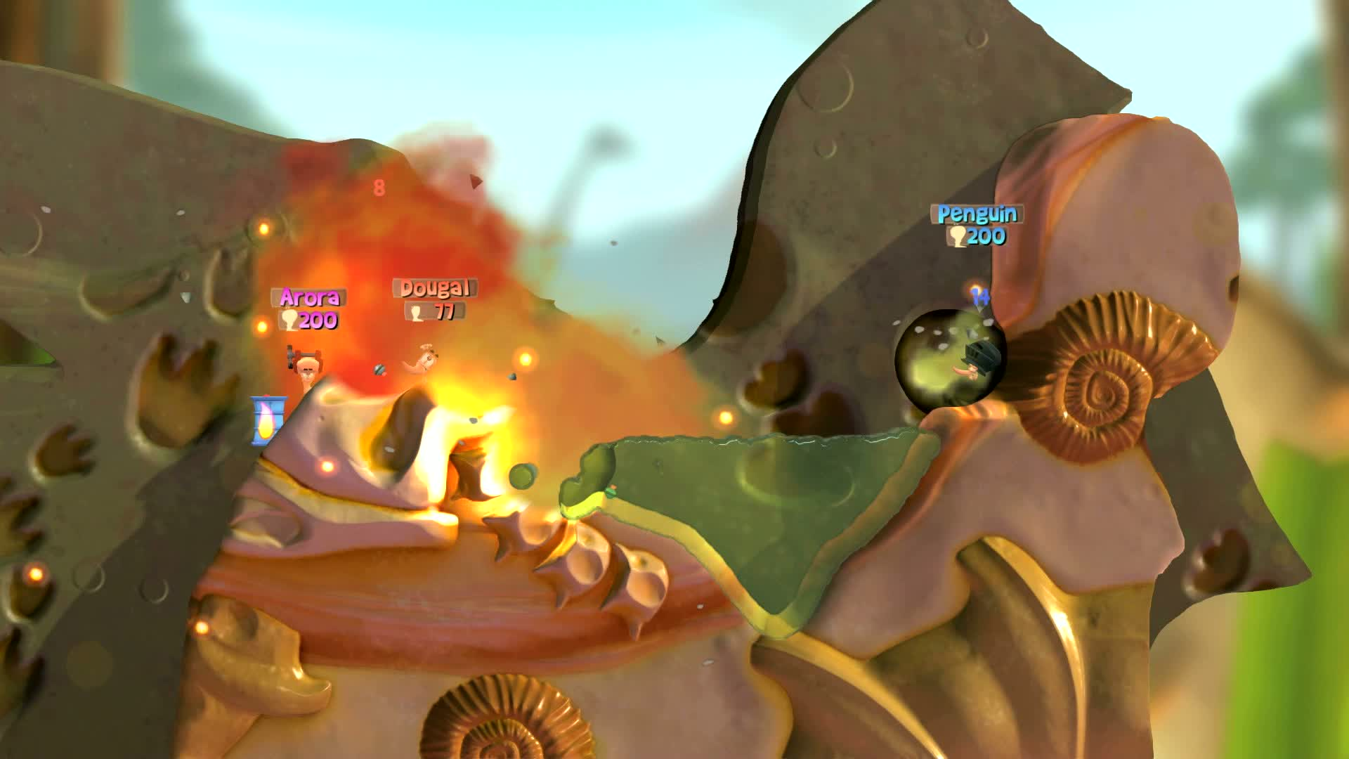 Worms Battlegrounds  Videos and Trailers