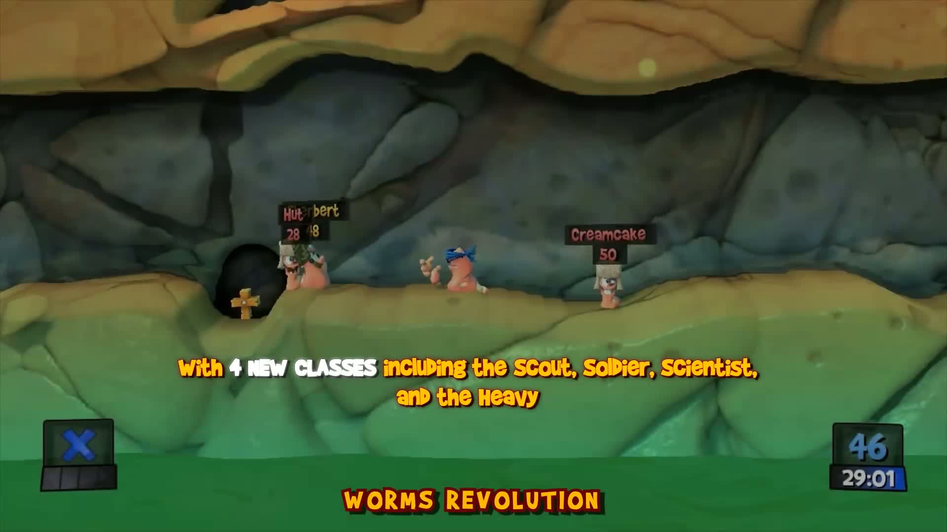 Worms Revolution Collection  Videos and Trailers