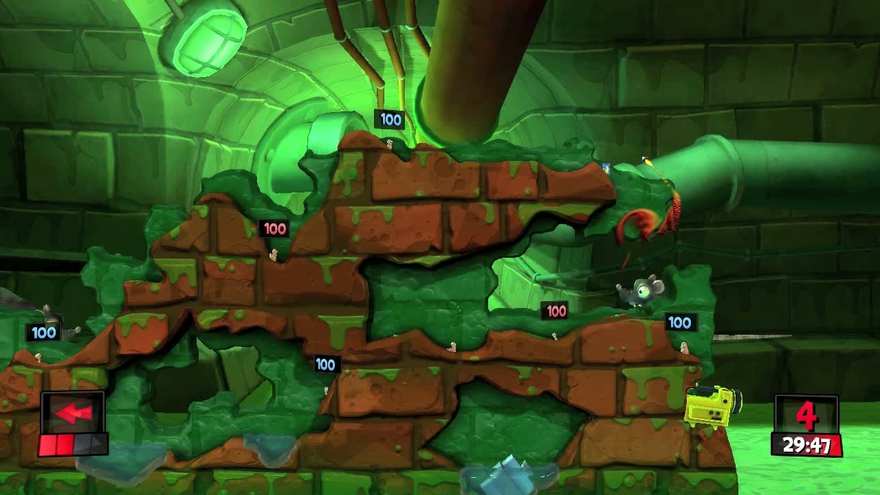 Worms Revolution   Videos and Trailers