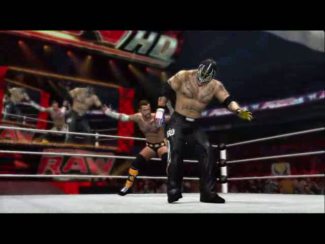 'Predator Technology' Trailer | WWE 12
