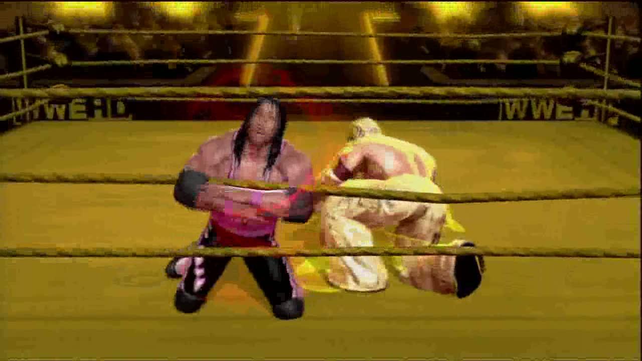 Rey Mysterio Finisher | WWE All Stars