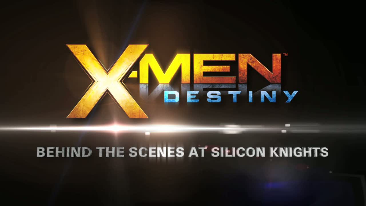 Behind the Scenes Video | X-Men: Destiny