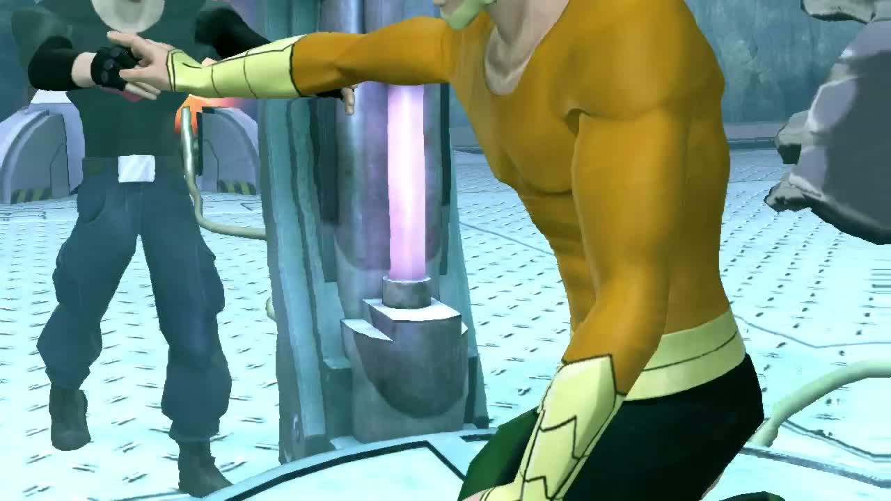Young Justice: Legacy  Videos and Trailers