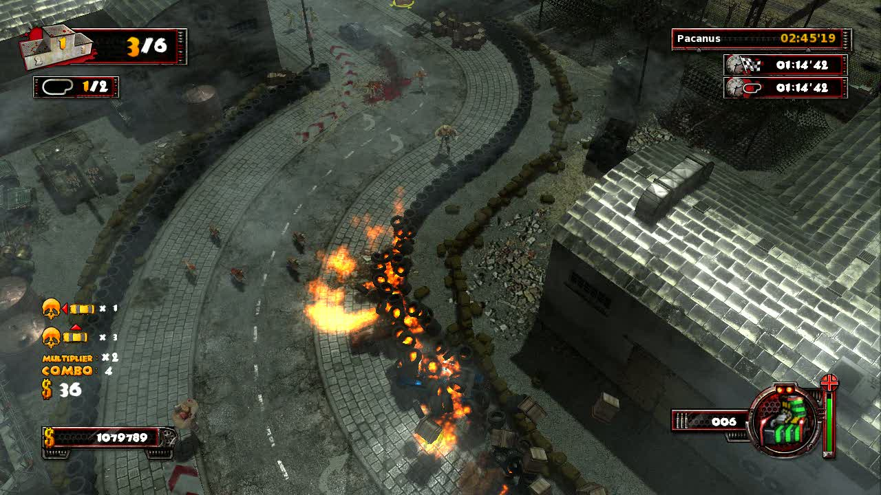 Blood Race mode teaser   Zombie Driver